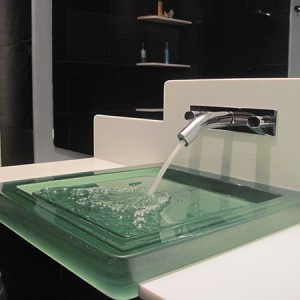 Glass Island Sink