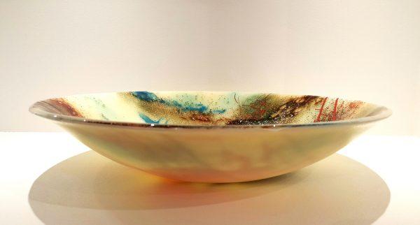 Paleolithic Frit Bowl